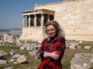 Emmy van Deurzen, Athens